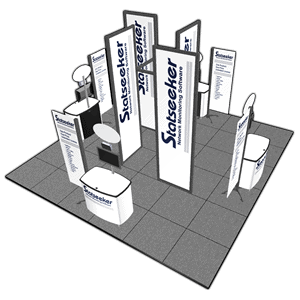 Reconfigurable Display Stand