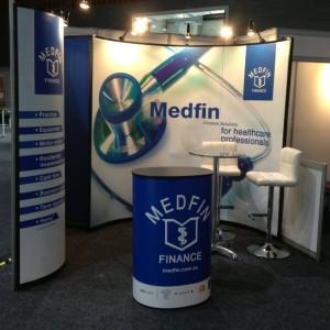 Medfin Display