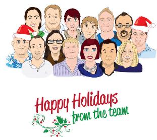 Happy Holidays from Skyline