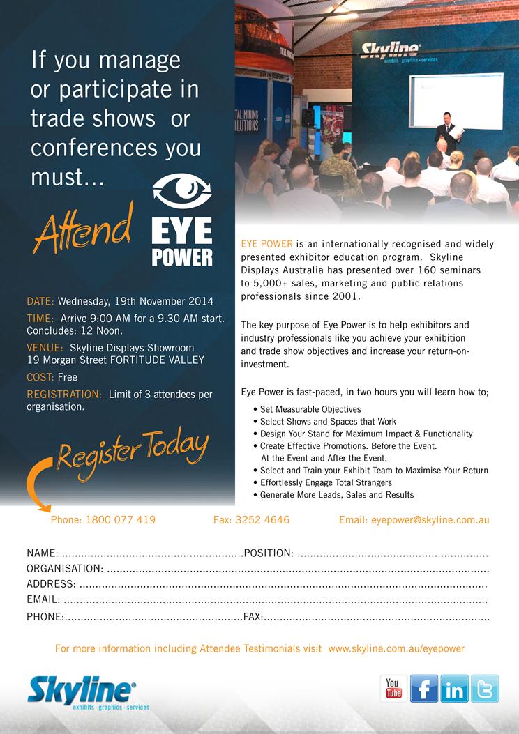 Eye Power 19-11-2014