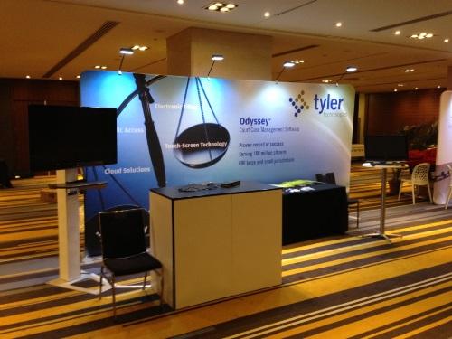 Tyler Technologies Display