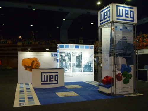 WEG Modular Display System