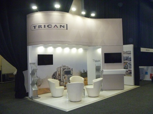 Trican Custom Display