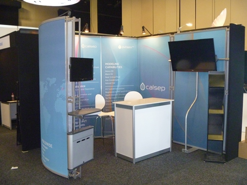Calsep Conference Display