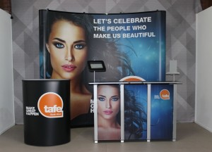 Small Booth & Conference Displays