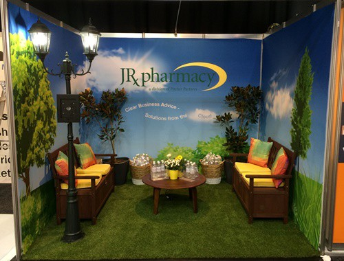 Pitcher Partners Conference Booth