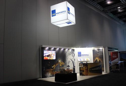 RME Display at AustMine