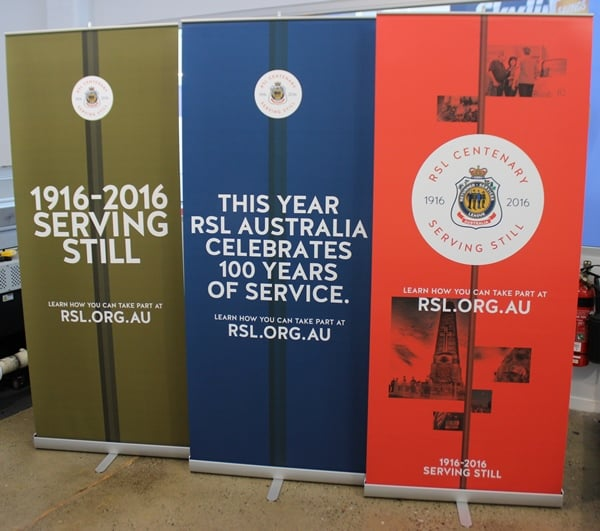 RSL National Banners