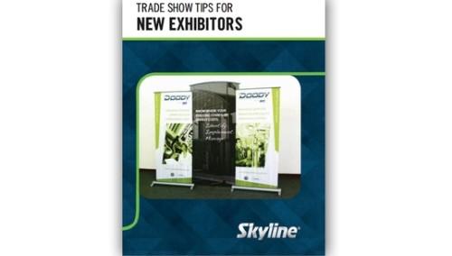 New Exhibitors Trade Show Tips