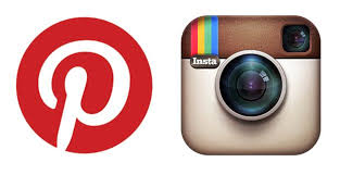 Insta and Pinterest