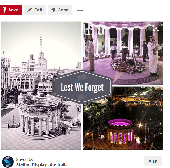 Skyline Displays Australia Pinterest