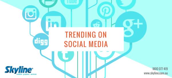 Trending on Social Media Header