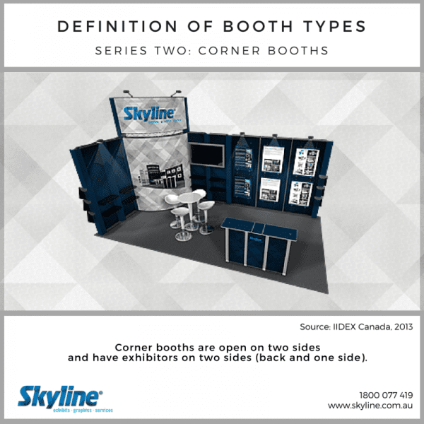 Skyline Fact Friday - Corner Booth Description