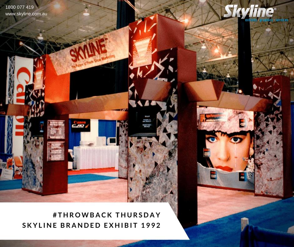 Skyline Stand 1992 (4)