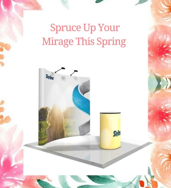 Spruce Up Your Mirage This Spring