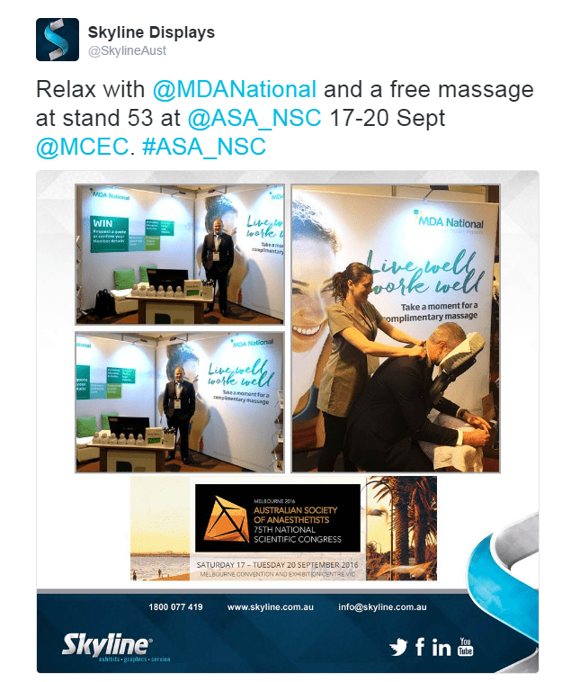 MDA Top Tweet
