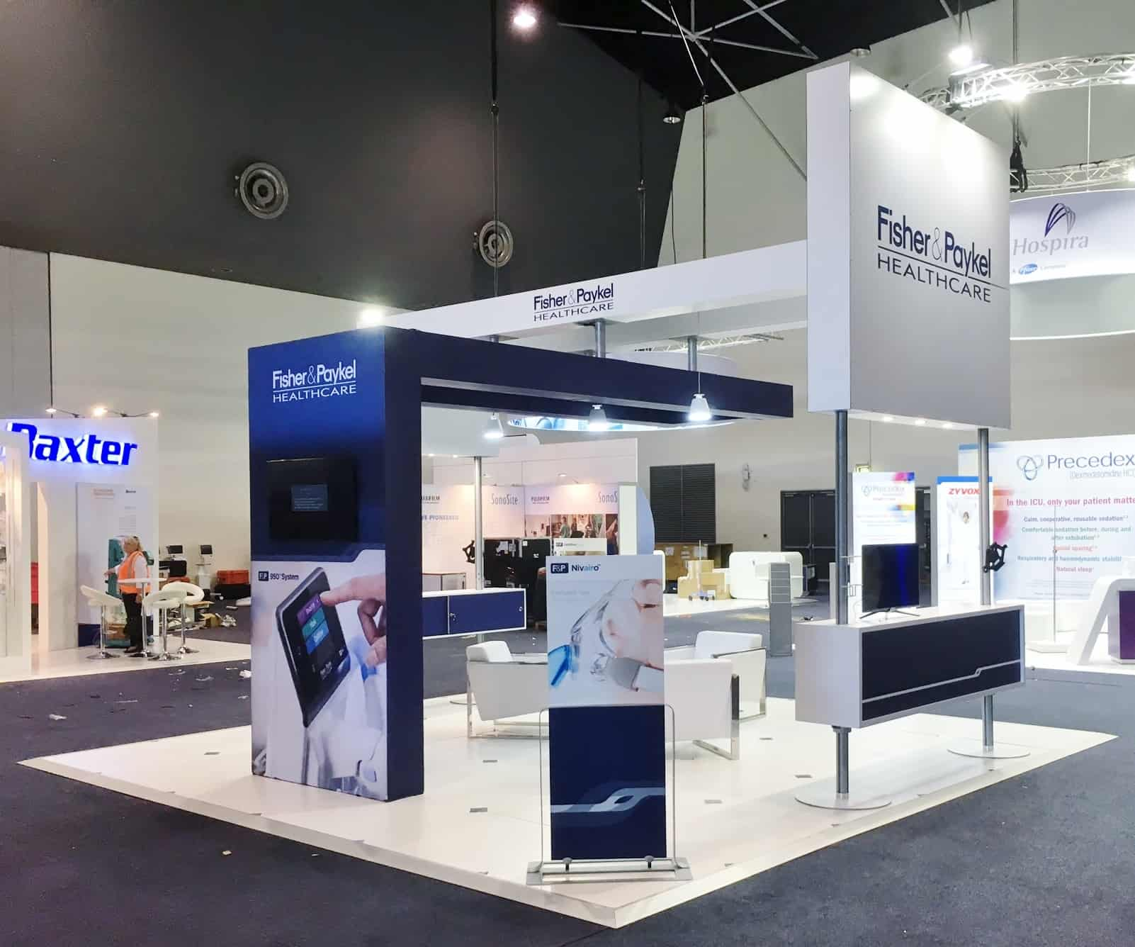 Fisher & Paykel ANZICS Perth (5)