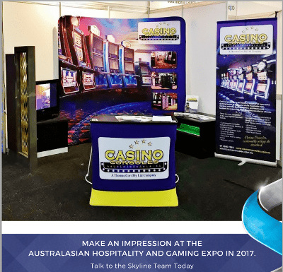 Exhibiting at Australasian Hospitality & Gaming