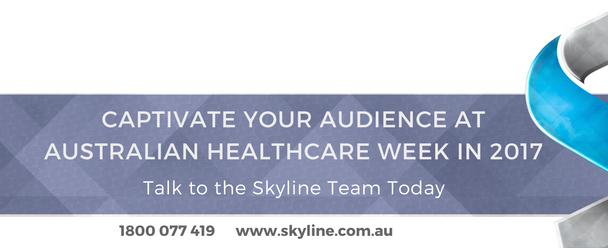 Australian Healthcare Week Promo Header