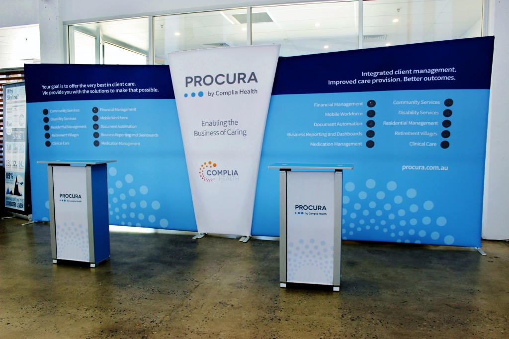 Procura Exhibition Display