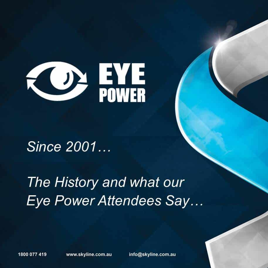 Skyline Video of the Month - Eye Power