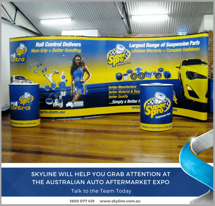 Automotive Expo Promo