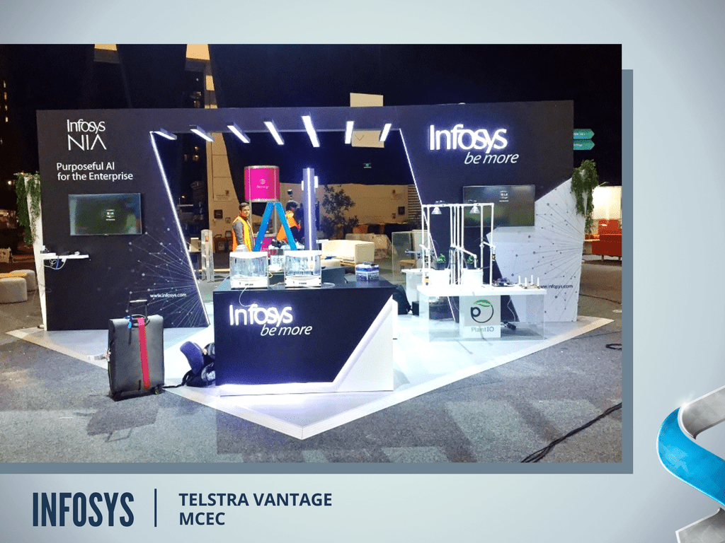 Infosys at Telstra Vantage