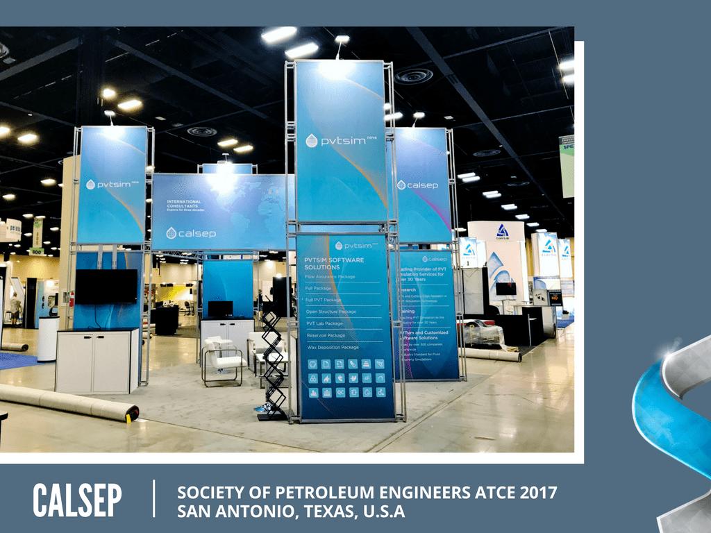 Calsep at SPE ATCE 2017