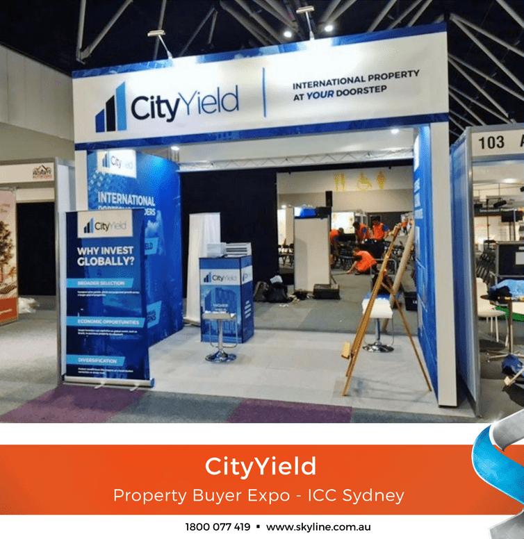 CityYield - Property Buyer Expo