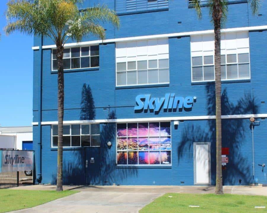 Skyline Window Graphics