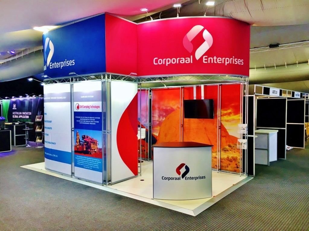 Corporaal Enterprises at Drill 2017