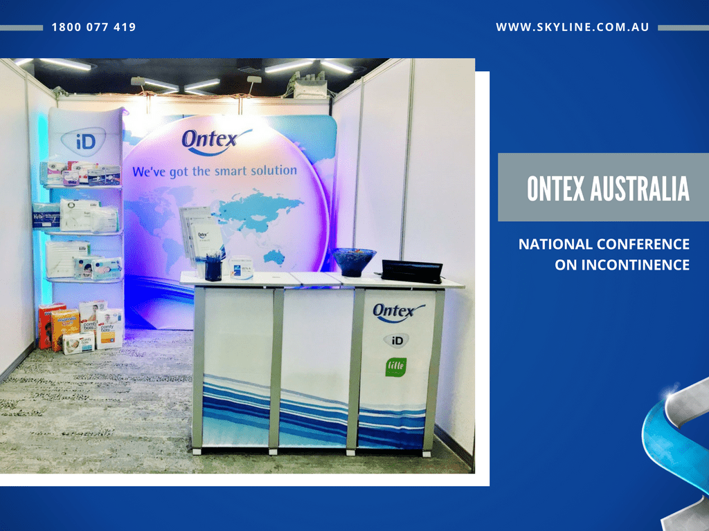 Ontex at Incontinence Conference