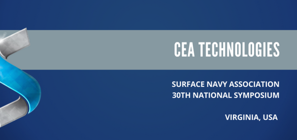 CEA Technologies at Surface Navy Association Symposium (1)