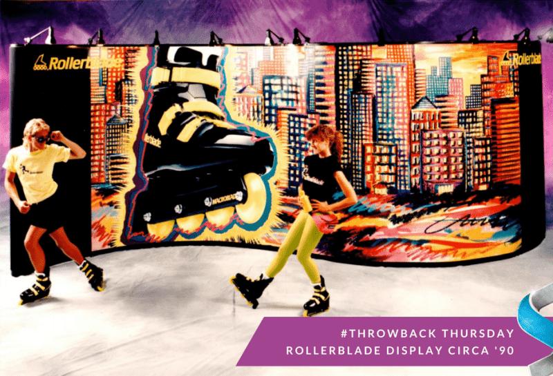Rollerblade Throwback