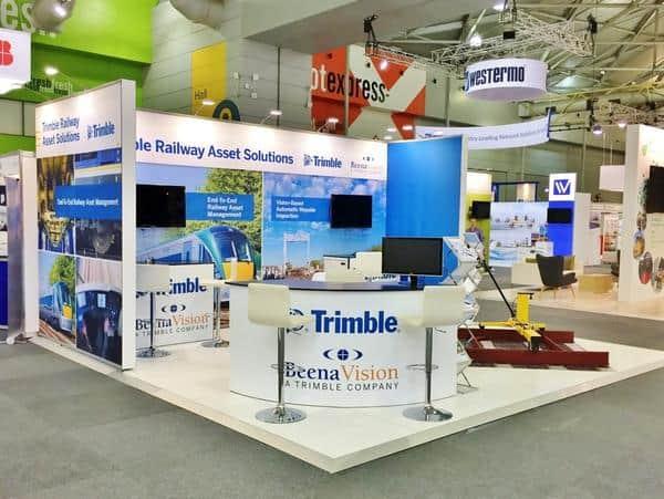 Trimble Custom Display - AusRAIL Plus