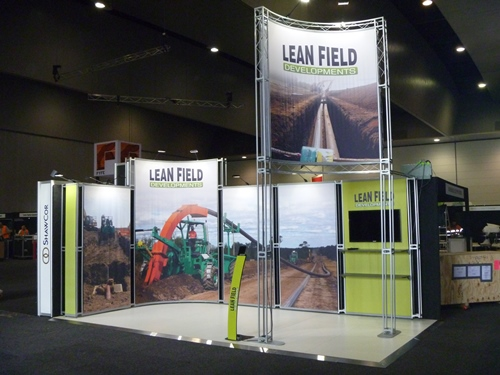 LeanFieldDevelopments Custom Display