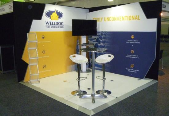 Welldog Display Stand