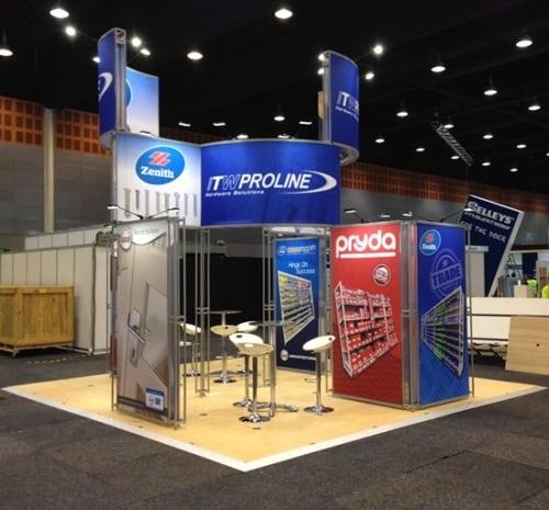 ITW Proline @ Mitre10 Expo