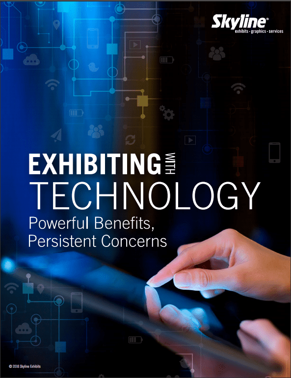 Exhibiting with Technology
