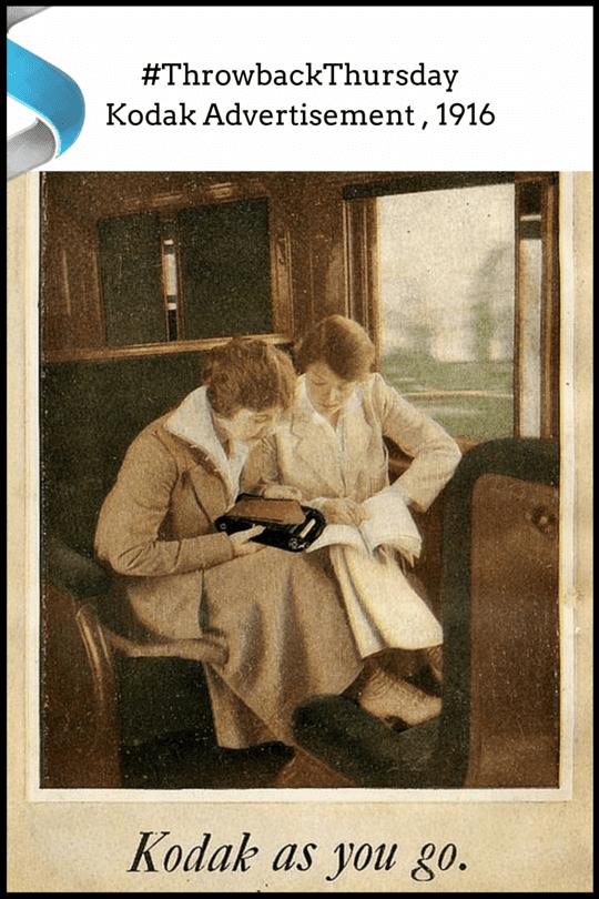 Skyline TBT - Kodak 100 Years