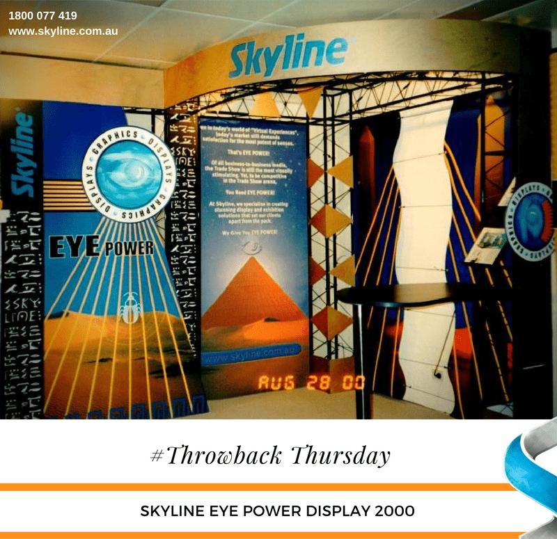 Eye Power Display 2000