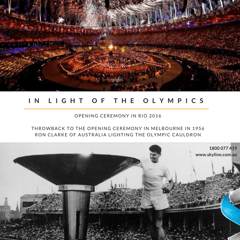 The Olympics (1)