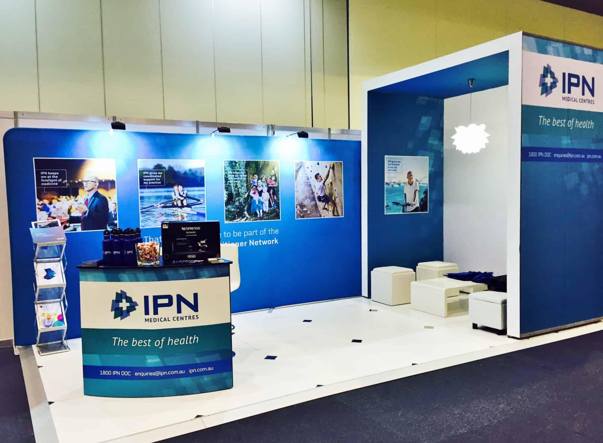 IPN Skytruss Exhibit