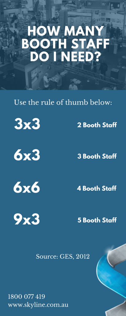 Booth Staff (1)