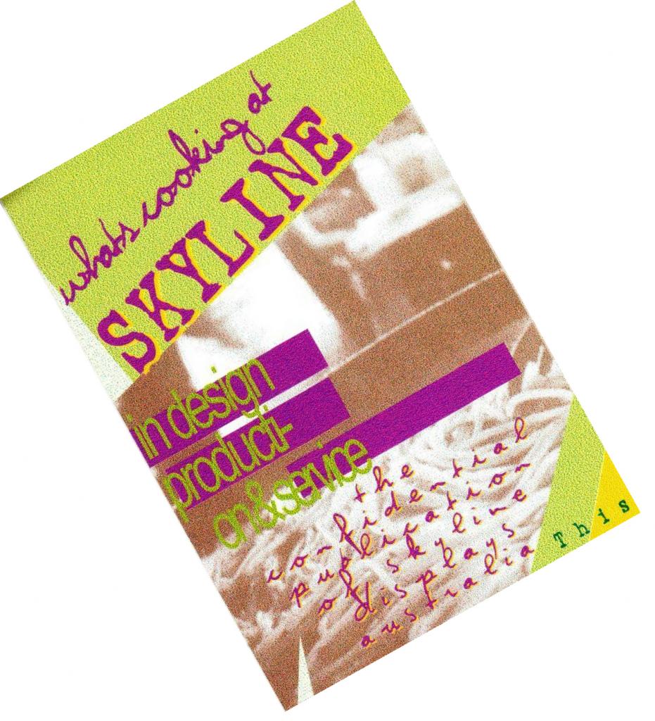 Skyline Newsletter 1997