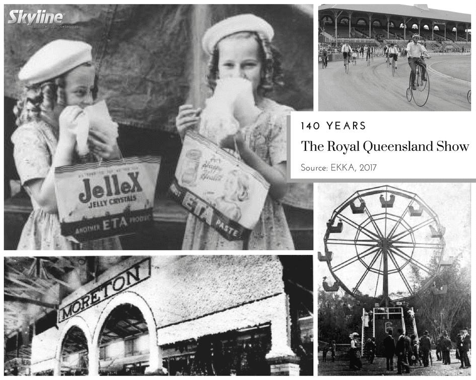 EKKA - 140 Years