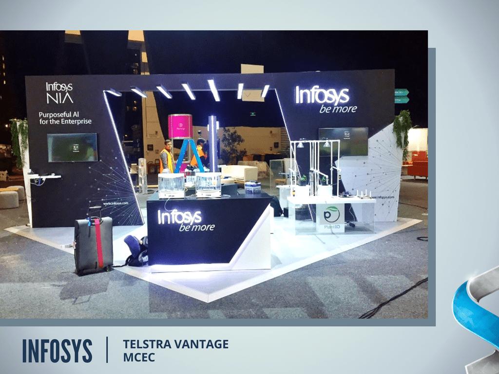 Infosys at Telstra Vantage