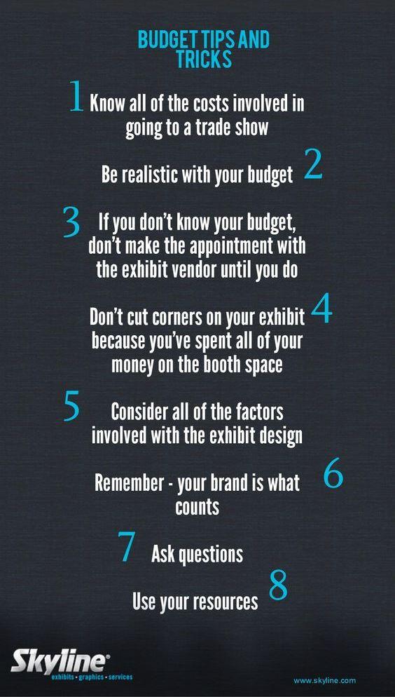 Skyline Fact Friday - Budget Tips