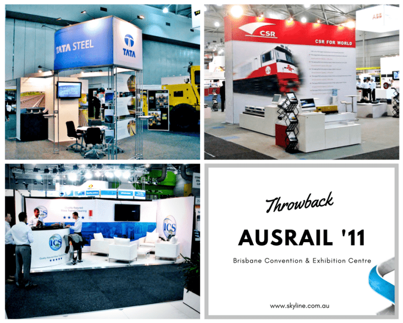 Ausrail 2011 Throwback