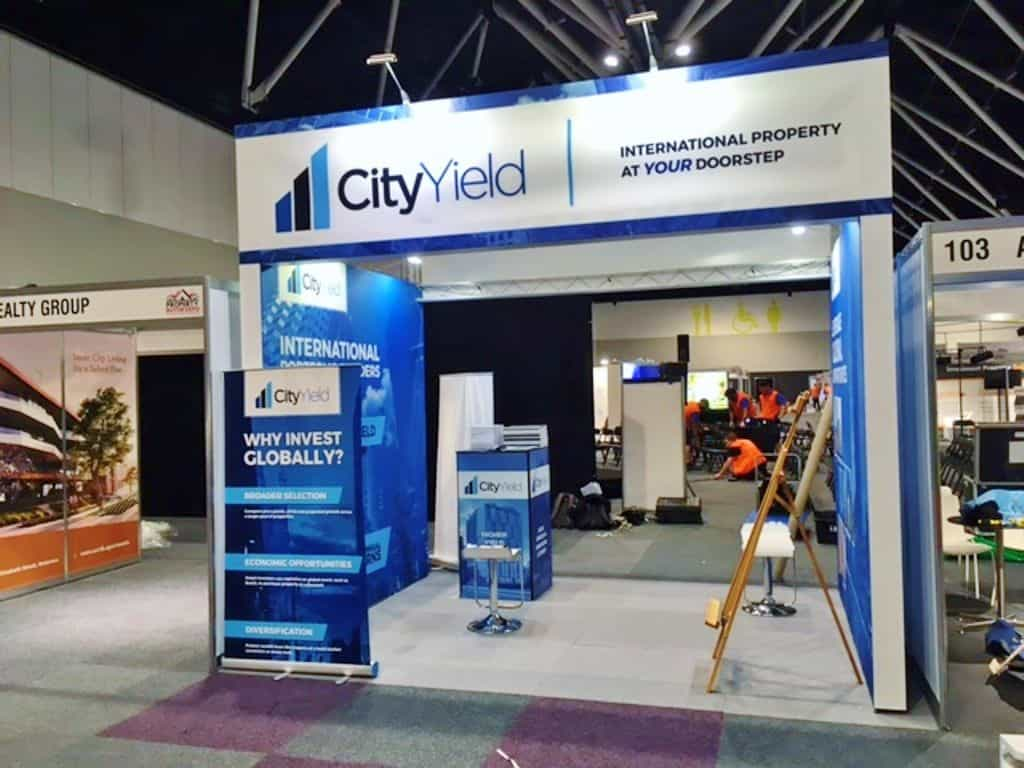 City Yield at Property Buyer Expo